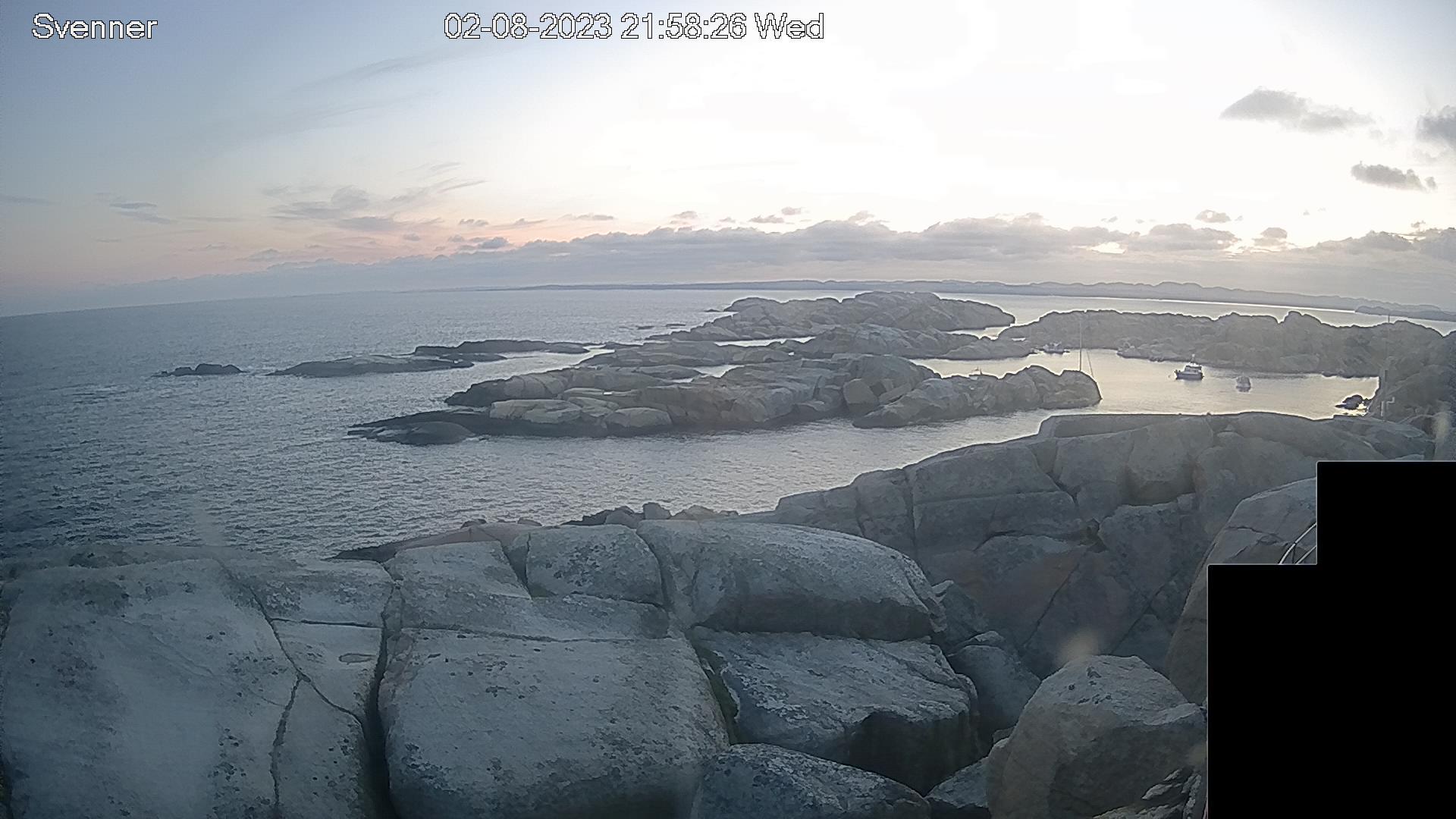 Webcam Svenner fyr, Larvik, Vestfold, Norwegen