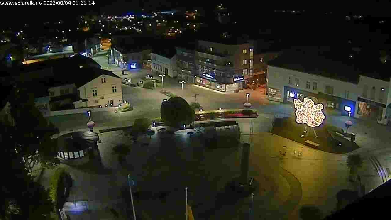 Webcam Larvik, Larvik, Vestfold, Norwegen